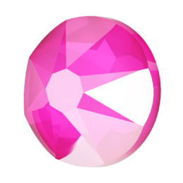 2078 Crystal Electric Pink HOTFIX
