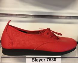 Bleyer 7530 red/black sole