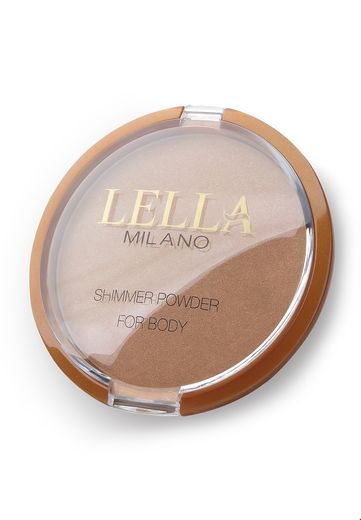 Lella Milano Shimmer Powder body
