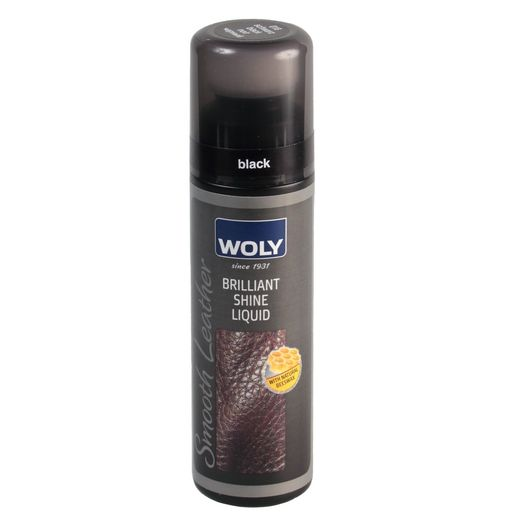 Woly Brilliant Shine black