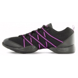 Bloch Criss Cross S0524L black/pink