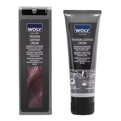 Woly fashion black